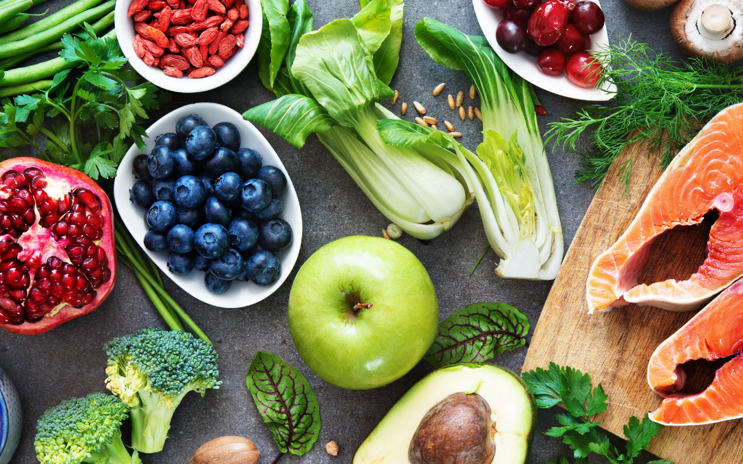 Reduce Inflammation with Healthier Food Choices